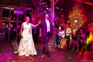Wedding A&J - La Soirée Dansante