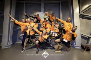 ecoTRAIL 2015 - Atomium